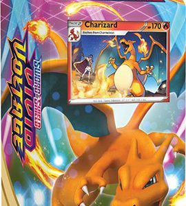Pokemon Sword&Shield Vivid Voltage Charizard Thema Deck
