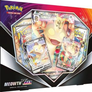 Meowth VMAX Special Collection