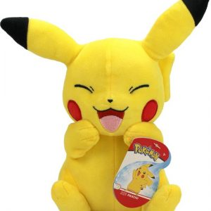 Pikachu - Pluchen knuffel - 20 cm