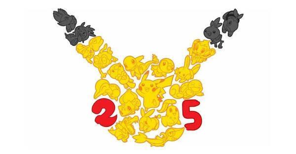 Pokémon 25th Anniversary (De 25e verjaardag van Pokemon)