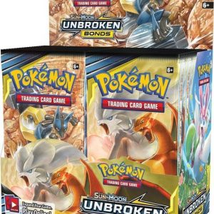 Pokémon Sun & Moon - Unbroken Bonds Boosterbox