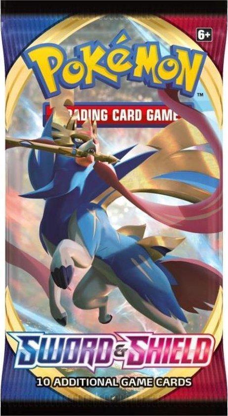 Pokémon Sword & Shield Base Booster Pack