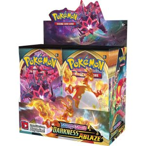 Pokémon Sword & Shield Darkness Ablaze Booster Box
