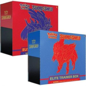 Pokémon Sword & Shield Elite Trainer Box