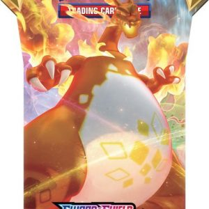 Pokemon Sword&Shield Darkness Ablaze Sleeved Booster Pack