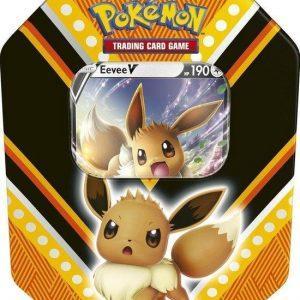 Pokémon V Powers Tin Eevee