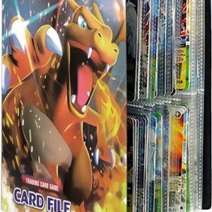 Pokémon verzamelmap - Voor 240 kaarten - Charizard