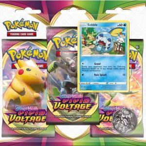 Vivid Voltage 3-pack Blister