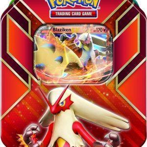Pokemon 2015 Summer Tin: Hoenn Blaziken-EX