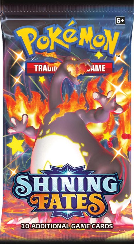 Pokémon Shining Fates Booster Pack