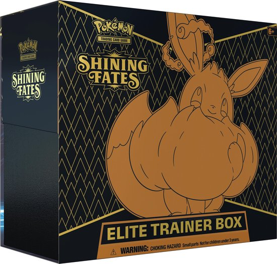 Pokémon Shining Fates Elite Trainer Box