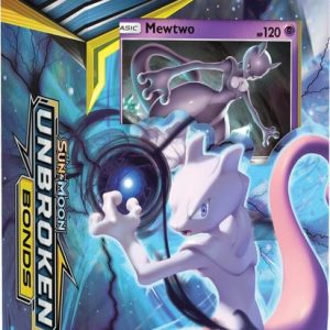 Pokémon Sun & Moon Unbroken Bonds Thema Deck Mewtwo