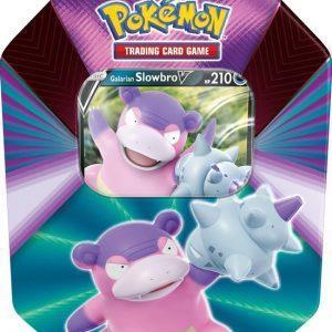 Pokémon V Forces Tin - Galarian Slowbro V