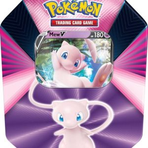 Pokémon V Forces Tin - Mew V