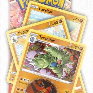 Battle Styles Tyranitar Blister Pack