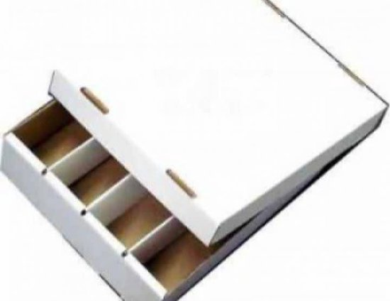 Cardbox 4000 Kaarten