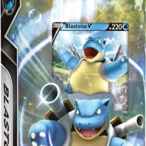 Pokemon Battle Deck Blastoise V