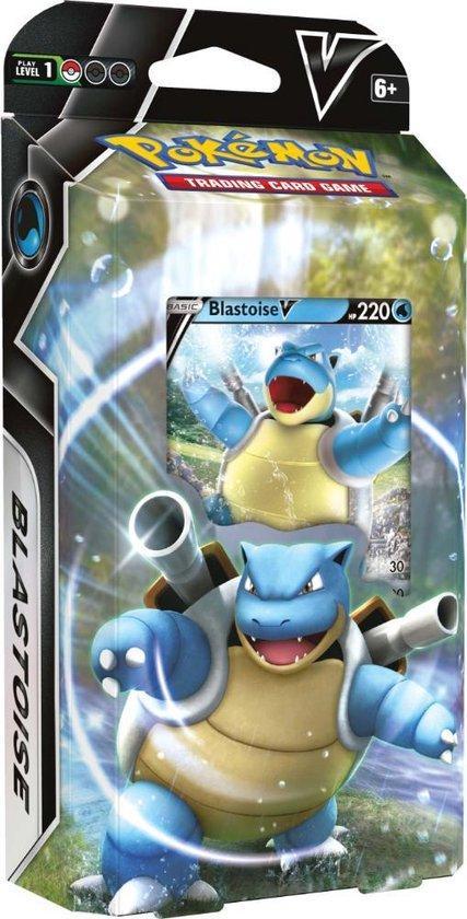 Pokemon Battle Deck Blastoise V
