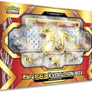 Pokémon Break Evolution Box Arcanine
