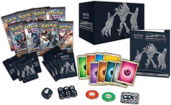 Pokemon Burning Shadows Elite Trainer Box