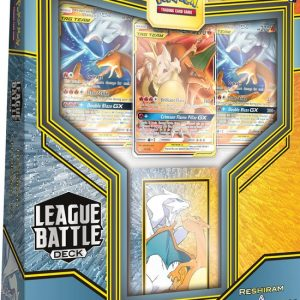 Pokémon League Battle Decks Reshiram & Charizard-GX