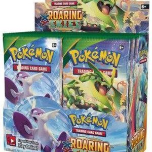 Pokemon Roaring Skies XY6 Booster Box