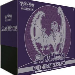 Pokemon Sun & Moon Base Elite Trainer Box