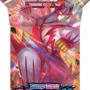 Pokémon Sword & Shield Battle Styles Sleeved Booster