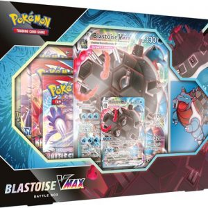 Pokémon VMAX Battle Box - Blastoise