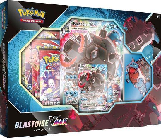 Pokémon VMAX Battle Box - Blastoise