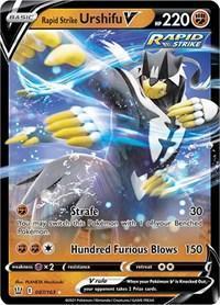Rapid Strike Urshifu V 087/163