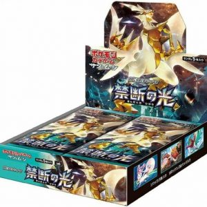 Japanse Pokémon Sun & Moon Forbidden light Booster Box SM6