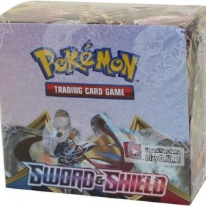 Pokemon Sword & Shield base Booster Box