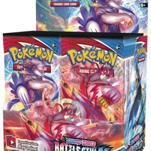 Pokémon Sword & Shield Battle Styles Booster Box