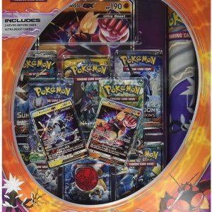Pokemon Ultra Beasts Buzzwole-GX Premium Collection
