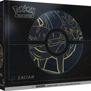 Sword & Shield Elite Trainer Box Plus Zacian