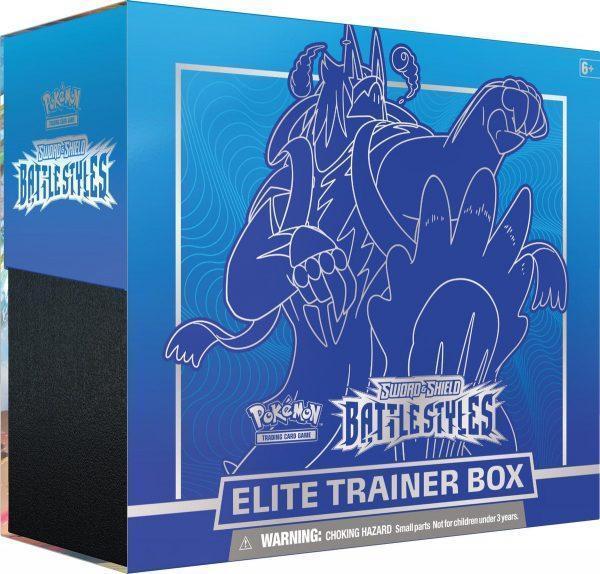 Battle Styles Elite Trainer Box Rapid Strike Urshifu Kopen