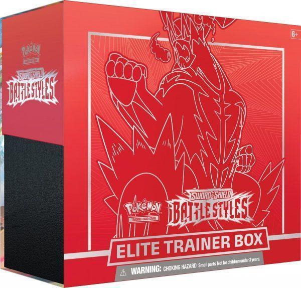 Pokémon Sword & Shield Battle Styles Elite Trainer Box - Single Strike Urshifu