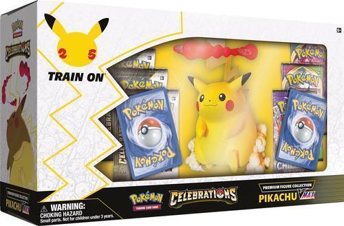 Celebrations Pikachu VMAX Figure Collection