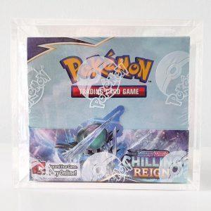 Pokémon Acryl Display Case voor Booster Boxen