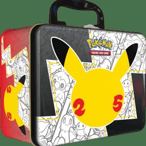 Pokemon Celebrations Collectors Chest