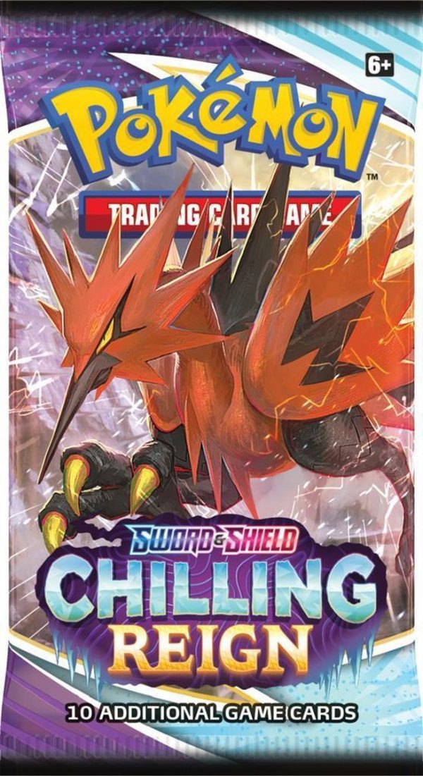 Chilling Reign Booster Pack