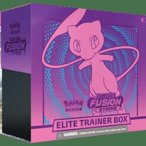 Pokemon Fusion Strike Elite Trainer Box