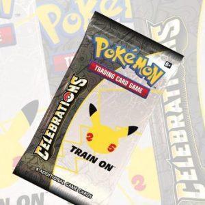 Pokemon Celebrations Booster Pack